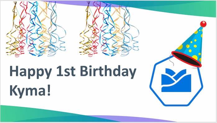 Happy Birthday Kyma | Kyma - An easy way to extend