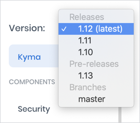 Release switcher